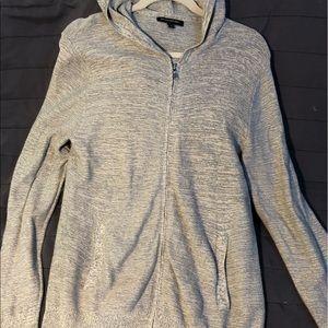 Light zip up jacket for men